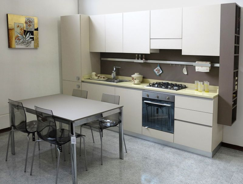 OFFERTA cucina lineare U820 GIADA PADOVA