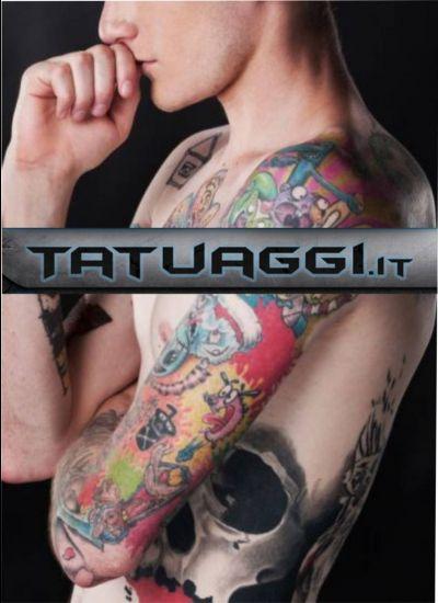 offerta tatuaggi e piercing occasione tattoo fantasy