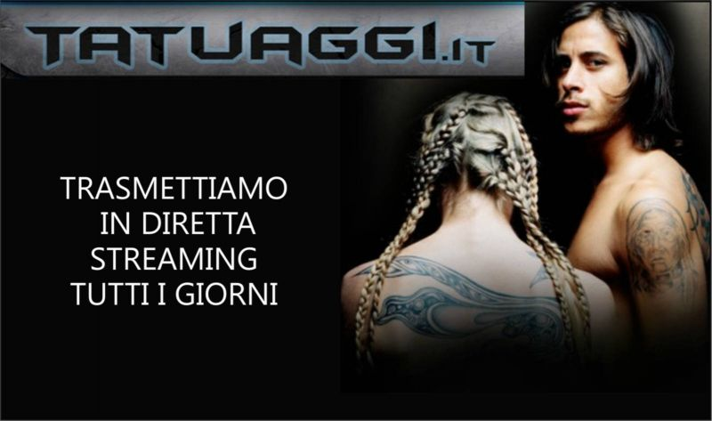 offerta  tatuaggi e piercing - occasione tattoo fantasy tatuaggi.it