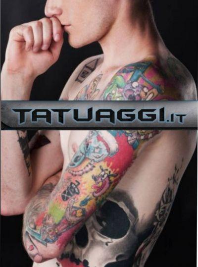 offerta tatuaggi bellissimi a macerata promozione tattoo originali a macerata