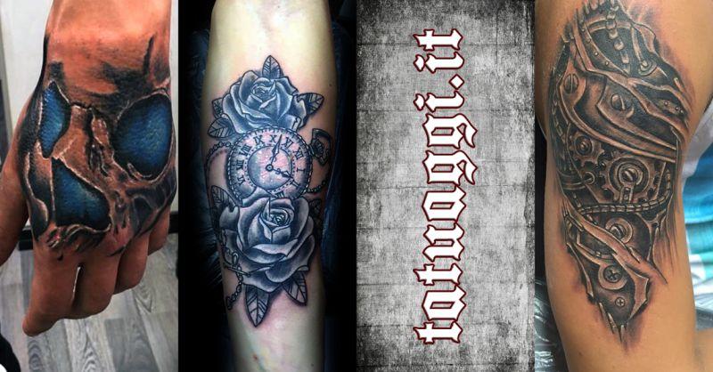 TATTOO FANTASY - offerta disegno tatuaggio fantasy ancona civitanova marche
