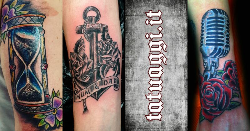 TATTOO FANTASY - offerta tatuaggio old school civitanova marche macerata
