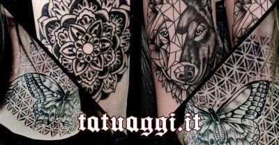 offerta tatuaggi geometrici civitanova marche occasione tattoo geometrici civitanova marche