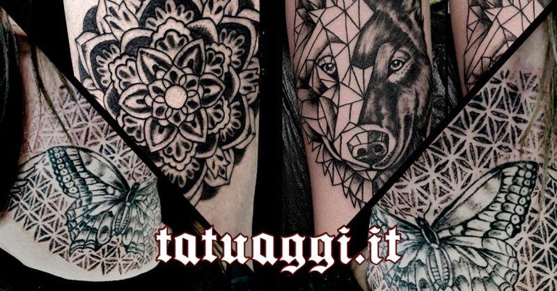 Offerta Tatuaggi Geometrici Civitanova Marche - Occasione Tattoo Geometrici Civitanova Marche