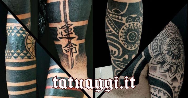 Offerta Tatuaggio Tribale Civitanova Marche - Occasione Tattoo Tribale Civitanova Marche