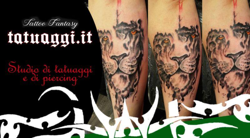 Offerta tatuaggio di animali civitanova marche - promozione tatuaggio con scritte e disegni civitanova marche