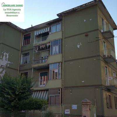 immobiliare sannio propone in vendita appartamento in via adua a benevento