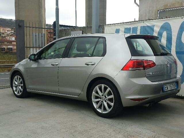OFFERTA Volkswagen Golf Business 2.0 TDI DSG 5p