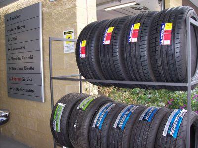 offerta pneumatici auto imperia