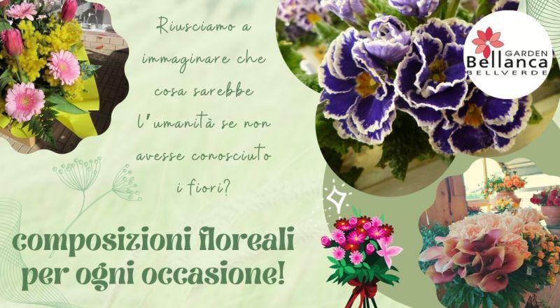 Vendita di composizione floreali a Pordenone – offerta fiore recisi mazzi di fiori a Pordenone