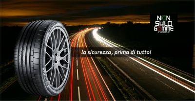 offerta vendita pneumatici gommista l aquila occasione servizio cambio gomme convergenza