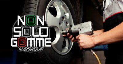 offerta centro specializzato pneumatici laquila occasione pneumatici laquila