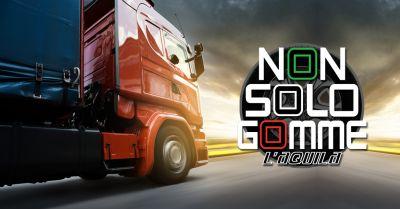 offerta pneumatici per autocarri laquila occasione pneumatici per camion laquila