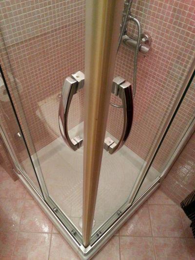 box doccia cristallo 6mm