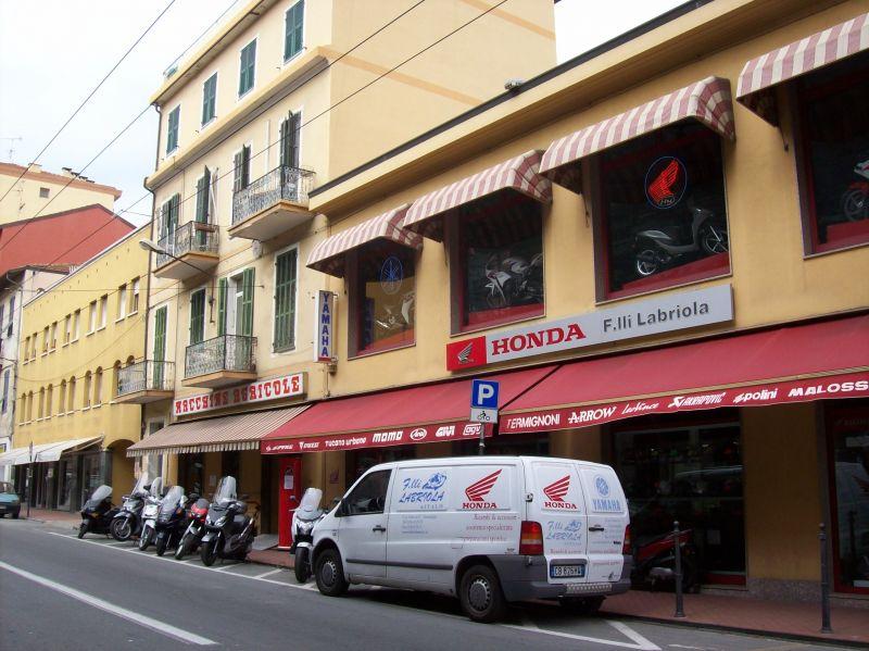 Vendita Scooter e Moto HONDA Ventimiglia Imperia