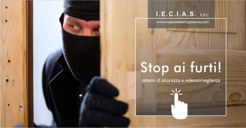 offerta vendita sistemi antifurto videosorveglianza Piacenza - occasione istallatori allarme