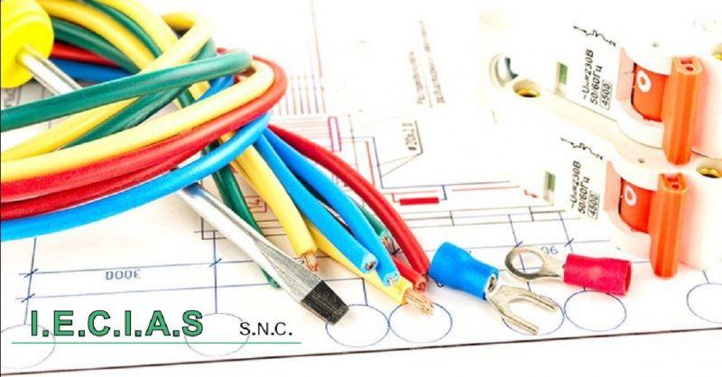 offerta progettazione impianti elettrici - occasione impianti elettrici civili e industriali