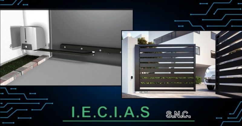 Offerta automazione porte interne ed esterne Piacenza - Occasione realizzazione automazione cancello