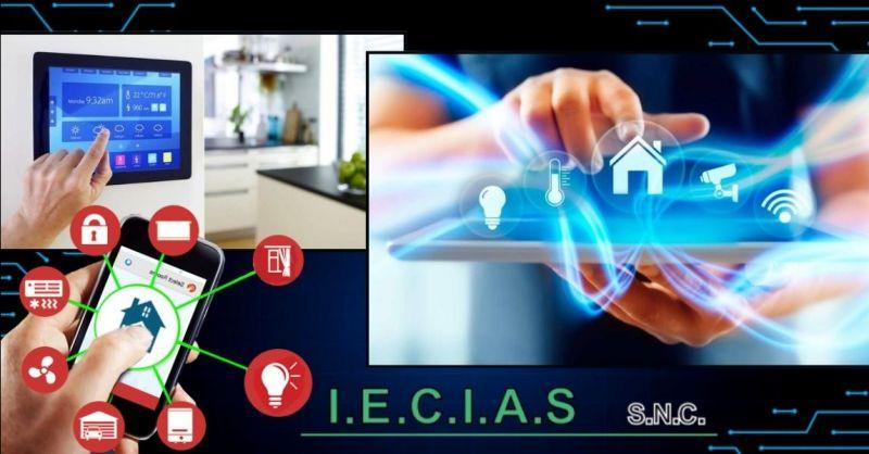 Occasione professionista impianti domotici - Offerta realizzazione impianto domotico casa Piacenza