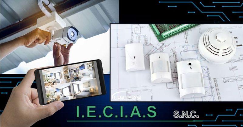 I.E.C.I.A.S - Offerta installazione di impianti antifurto e videosorveglianza provincia Piacenza