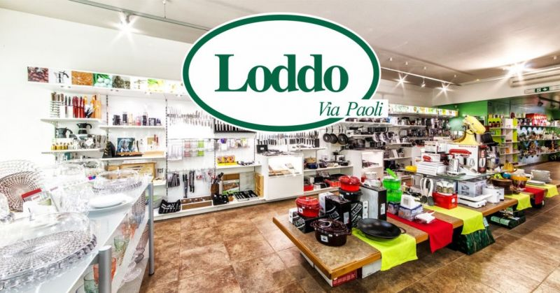 Loddo Via Paoli - offerta idee regalo per arredare la casa originali e moderne