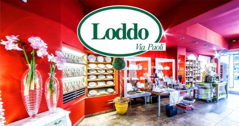 Loddo Via Paoli - offerta accessori e articoli di design originali per arredare la tavola con stile