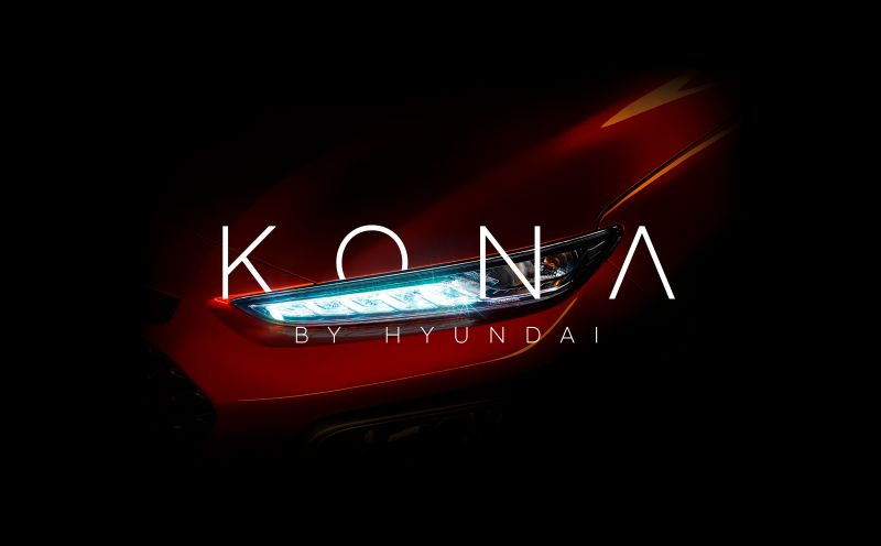 lady car kona by hyundai vieni a provarla
