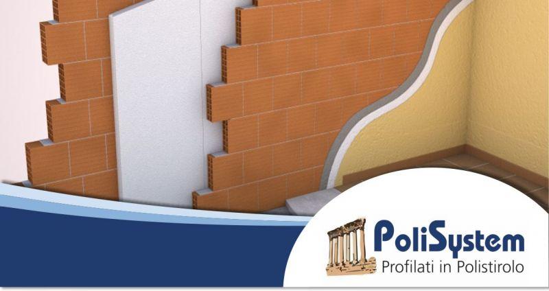 POLISYSTEM - OFFERTA PANNELLI CONTROSOFFITTI POLISTIRENE ESPANSO ISOLAMENTO TERMICO ACUSTICO