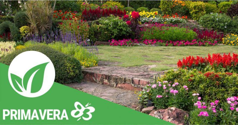 Primavera 83 Elmas - promozione servizio manutenzione ordinaria e straordinaria giardini