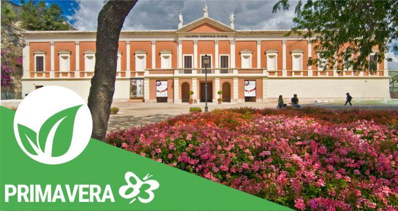 Primavera 83 Elmas - promozione servizio di manutenzione aree verdi pubbliche