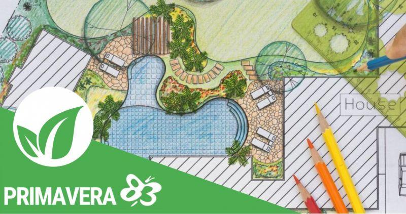 Primavera 83 Elmas - promozione servizio progettazione parchi aree verdi pubbliche e private