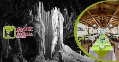 promozione ristorante sardegna offerta agriturismo sardegna grotte is zuddas santadi