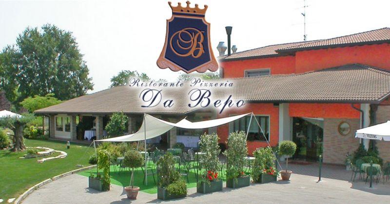 Ristorante Pizzeria Da Bepo occasione pranzo e cena -offerta ristorante per cerimonie ed eventi