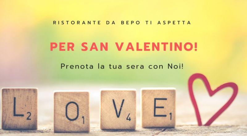 Vendita cena di san valentino ristorante a Pordenone - Occasione serata di san valentino a Pordenone
