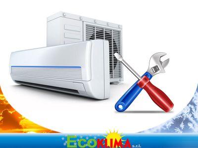 offerta manutenzione impianti condizionamento promozione assistenza condizionatori