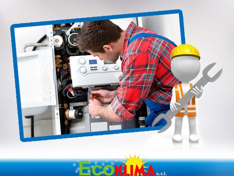 installazione impianti riscaldamento promozione assistenza caldaie pannelli solare termico