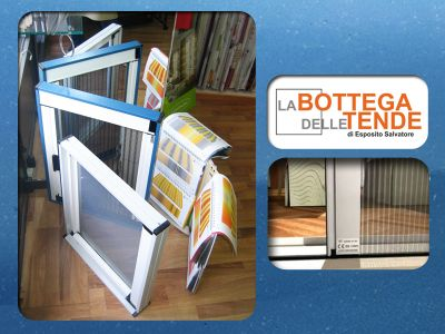 offerta vendita zanzariere afragola promozione zanzariere plissetate bottega delle tende