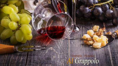 trattoria pizzeria al grappolo offerta piatti tipici di pordenone occasione degustazione vini