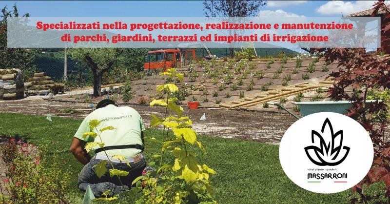 vivai massarroni offerta manutenzione parchi perugia - occasione articoli giardinaggio perugia