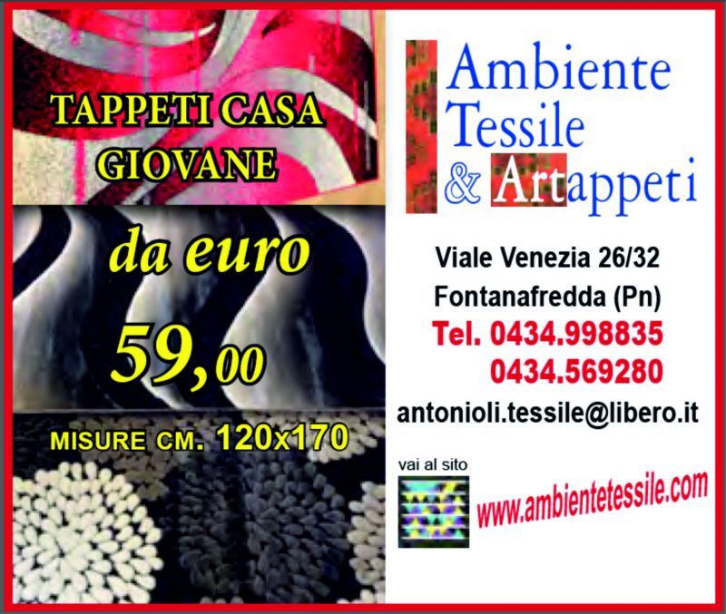 Offerta vendita tappeti persiani - Occasione vendita tappeti orientali -Offerta tappeti PN