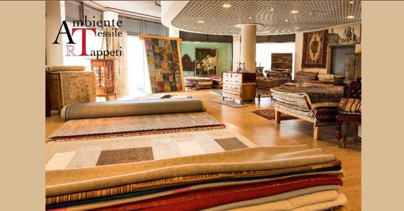 Offerta lavaggio tappeti Pordenone - Occasione restauro tappeti Fontanafredda