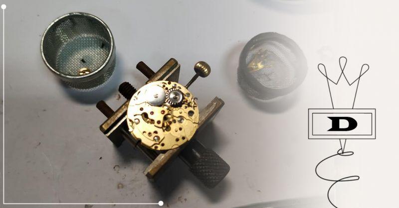 DALLA VITTORIA Offerta servizio restauro orologi vintage Montebelluna