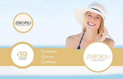 offerta lipolaser promozione cellulite zeropeli terni