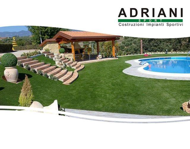 offerta erba sintetica giardini castrolibero promozione giardini castrolibero adriani sport