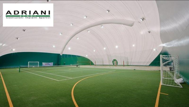Offerta installazione tensostruttura cosenza - promo pressostruttura impianto sportivo cosenza