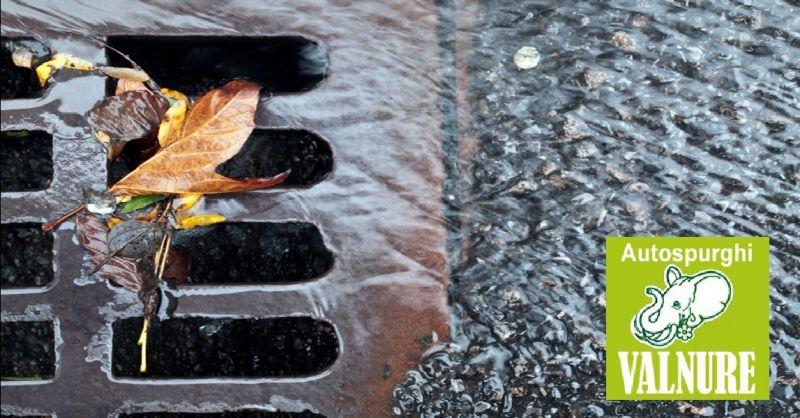 AUTOSPURGHI VALNURE offerta spurgo fognature - occasione pulizia fosse biologiche a Piacenza