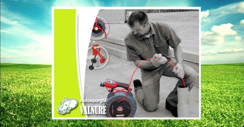 offerta servizio videoispezioni tubature Piacenza - occasione videoispezione tubi di scarico