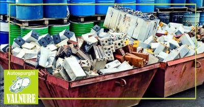 offerta servizio trasporto rifiuti speciali occasione smaltimento rifiuti pericolosi piacenza