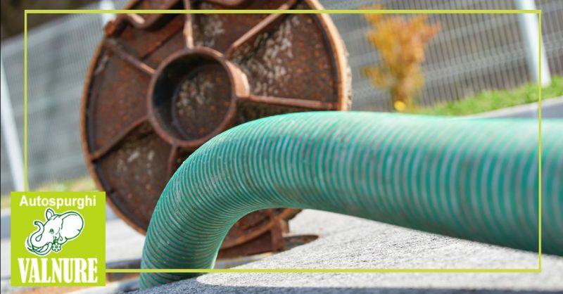 offerta servizio pulizia pompe di rilancio - occasione intervento di spurgo fognature Piacenza