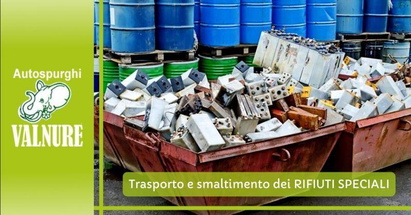 Occasione servizio trasporto smaltimento rifiuti speciali - Offerta ritiro rifiuti non pericolosi Piacenza
